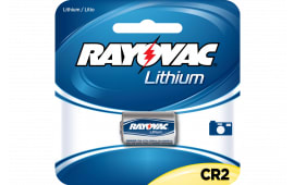 Rayovac RLCR21 CR2 3V Lithium 1 Per Pack