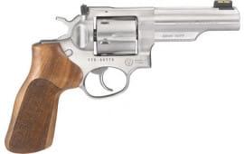 """Ruger 1775 GP100 Match 4.20"""" ADJ. Hardwood 6-SHOT"""