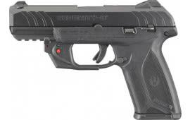 Ruger 3816 SECURITY-9 Adjustable15rdBlued w/ Viridian
