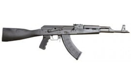 Red Army Standard RAS47 AK-47 Rifle, Black Polymer Furniture by Century Arms- RI2762-N