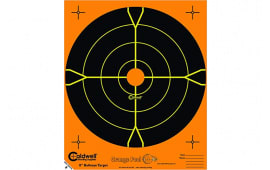 Caldwell Shooting 172505 Orange Peel 16 in bulls-eye: 5 sheets