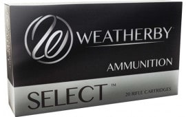 Weatherby H65RPM140IL 6.5WBY RPM 140 Interlock - 20rd Box