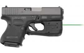 Crimson Trace LL810G Guard PRO Glock GEN 3/4 26/27/33 Green