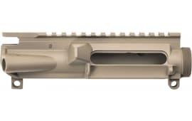 Aero Precision APAR501801 Multi-Caliber FDE Finish Stripped Upper Receiver