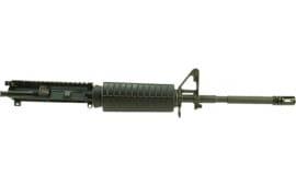 "Spikes Tactical STU5025-M4S ST-15 LE Carbine Upper 5.56 16"" M4 Profile Barrel A2 Sights Black"