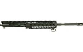 """Spikes Tactical STU5025-R9S ST-15 LE Carbine Upper 5.56 16"""" M4 Profile Barrel Quad Rail Black"""