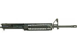 "Spikes Tactical STU5035-R9S ST-15 LE Mid Upper 5.56 16"" 9"" BAR2 Quad Rail Black"