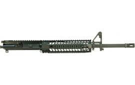 "Spikes Tactical STU5035-S9S ST-15 LE Mid Upper 5.56 16"" 9"" SAR Quad Rail Black"