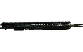 "Spikes Tactical STU5420-S2S ST-15 LE Mid Upper 5.56 14.5"" 12"" SAR3 Quad Rail Black"