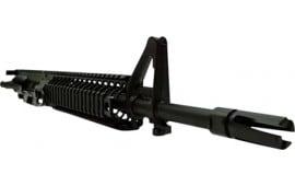 "Spikes Tactical STU5420-S9S ST-15 LE Mid Upper 5.56 14.5"" 9"" SAR3 Quad Rail Black"