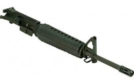 "Spikes Tactical STU5435-MLS ST-15 Enhanced Mid Length Upper 5.56 16"" CHF Barrel Black"