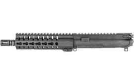 "CMMG 90B3BF0 Upper Group 9mm 8.5"" 4140 Chrome Moly Steel Medium Taper Black Barrel Finish"