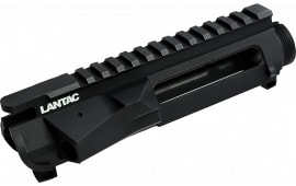 Lantac LA00221 Advanced Receiver Billet Multi-Caliber Black Hard Coat Anodized