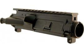 Spikes Tactical SFT50M4 M4 Flat Top Upper Stripped Multi-Caliber 7075 T6 Aluminum Black Hardcoat Anodized