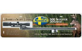 """Mossberg 92010 500 20 GA 24"""" Blued Cantilever Scope Mount"""