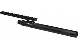 """Adaptive Tactical 07011 Tac-Hammer 22 Long Rifle 9.375"""" Black"""