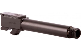 "SilencerCo AC864 Threaded Barrel 9mm 4.48"" Black"