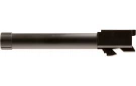 "SilencerCo AC863 Threaded Barrel 45 ACP 4.6"" Black"