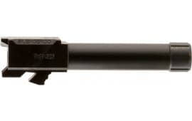 "SilencerCo AC1329 Threaded Barrel 9mm 3.42"" Black"