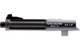 """Tactical Solutions TL55TEMBRF Trail-Lite 22 Long Rifle 5.5"""" Black"""