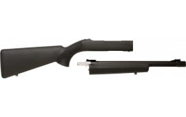 "Tactical Solutions TD102202HBLK Threaded Barrel 22 Long Rifle GA 16.5"" Black Fiber Optic Front, Adjustable Rear"