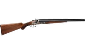 "Pedersoli S.707-012 Wyatt Earp S/S 3"" 20"" IC/CYL Walnut Shotgun"