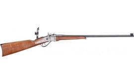 "Pedersoli S.762-357 Sharps Little Betsy .357MAG. 24"" Falling Block Rifle w/ sights Walnut"