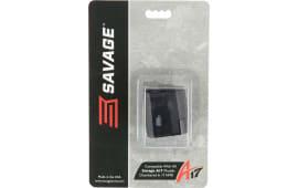 Savage 90022 A17 17HMR 10rd Rotary Mag Black