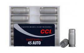 CCI 3745 Pistol 45 ACP 120 GR Shotshell #9 Shot - 10rd Box