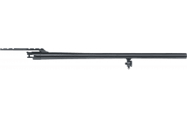 "Mossberg 92256 500 Barrel 12GA 24"" Integral Scope Base Blued"