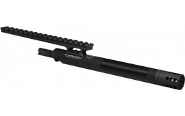 """Adaptive Tactical 07016 Tac-Hammer 22 Long Rifle 9"""" Black"""