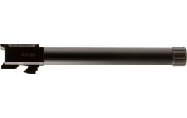 "SilencerCo AC860 Threaded Barrel 9mm 5.31"" Black"