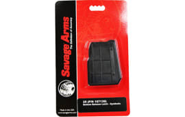 Savage 55222 25 22 Hornet 4rd Black Finish
