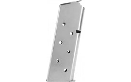 Colt SP579991 Officer/DFR 45 ACP 7 rd Stainless Finish