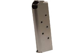 Colt SP574001 1911 45 ACP 8 rd Stainless Steel Finish