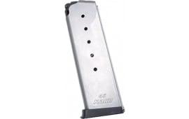 Kahr Arms K625G Kahr PM45/CM45 45 ACP 6rd Stainless Steel