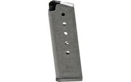 Kahr Arms K386 Magazine 380 ACP 6rd Stainless Steel