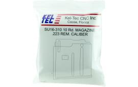 Kel-Tec SU16310 Sub-16 223 Remington/5.56 NATO 10rd Blue Finish