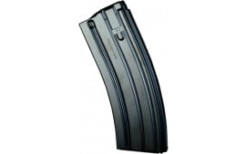 HK 233609S MR556 223 Remington/5.56 NATO 20 rd AR-15/M-16 Steel Black Finish