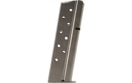 Springfield Armory PI6090 1911 Magazine 9mm 9rd Stainless Steel MET