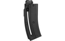 Walther 577610 Magazine HK416 22LR 10rd Polymer Black