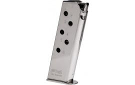 Walther Arms 2246009 PPK 380 ACP 6rd Stainless Finish