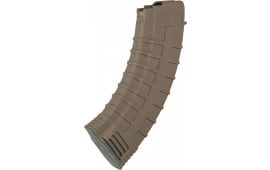 Tapco 16645 Intrafuse 7.62x39mm 20 rd AK-47 Composite Dark Earth Finish