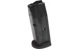 Sig Sauer MAGMODC910 Magazine P250C/320 Compact 9mm 10rd Black Steel