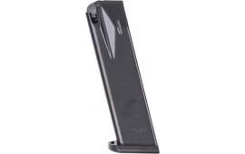 Arex M-REXZERO1-9-15B 9mm 15rd Magazine Compact MDL