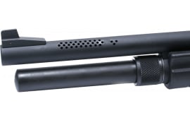 Wilson SGETU2 Extension Tube Rem 870/1100/11-87 12 GA 2rd Steel Black Parkerized