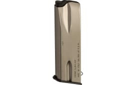 Browning 112050194 Hi Power 40 Smith & Wesson (S&W) 10rd Hi Power Standard Metal Black Finish