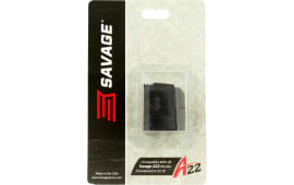 Savage 90023 A22 22 Long Rifle 10rd Black Finish