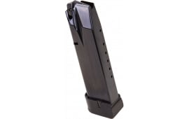 Beretta JM4PX4017 Mag 40 S&W PX4 17rd Steel Black Finish