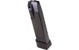 Beretta JM4PX4017 Mag 40 S&W PX4 17rd Steel Black Finish